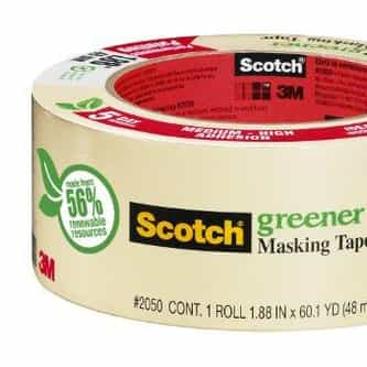 3M Scotch Masking Tape for General Painting