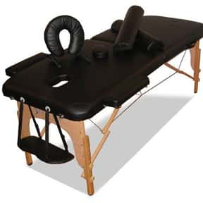 Sierra Comfort Professional Se is listed (or ranked) 1 on the list The Best Massage Tables