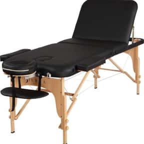 Sierra Comfort Relax Portable  is listed (or ranked) 2 on the list The Best Massage Tables