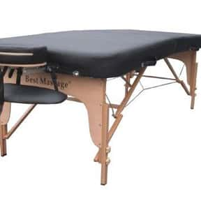 """34"""" Wide 77"""" Long Professional is listed (or ranked) 16 on the list The Best Massage Tables"""