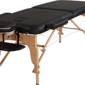 Sierra Comfort Relief Portable is listed (or ranked) 18 on the list The Best Massage Tables