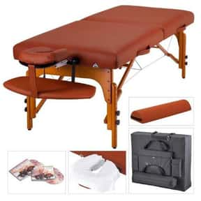 Master Massage Santana LX Port is listed (or ranked) 19 on the list The Best Massage Tables
