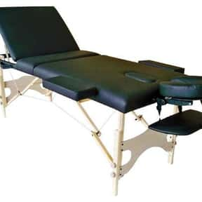 Sivan Health and Fitness Three is listed (or ranked) 24 on the list The Best Massage Tables