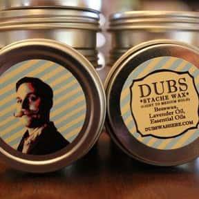 Dubs Stache Wax