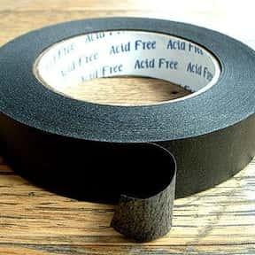 General Brand Black Masking Tape 1 in. x 60 yd.