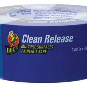 Duck Brand 1135888 1.88-Inch-by-60-Yard Clean Release Masking Tape