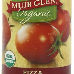 Muir Glen Organic Pizza Sauce is listed (or ranked) 10 on the list The Best Pizza Sauce