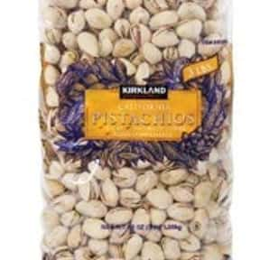 Kirkland Signature California  is listed (or ranked) 2 on the list The Best Tasting Pistachios