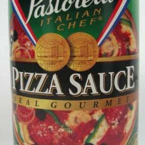 Pastorelli Pizza Sauce Italian is listed (or ranked) 21 on the list The Best Pizza Sauce