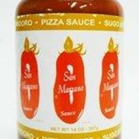 San Marzano Pizza Sauce 14 oz is listed (or ranked) 25 on the list The Best Pizza Sauce