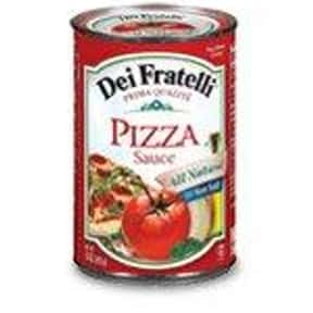 Dei Fratelli Pizza Sauce case  is listed (or ranked) 2 on the list The Best Pizza Sauce