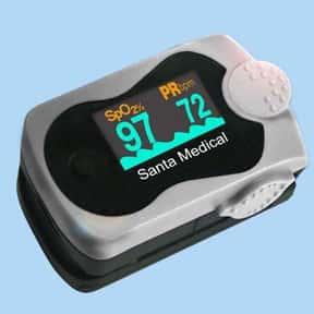 Santamedical SM-240 OLED Finger Pulse Oximeter