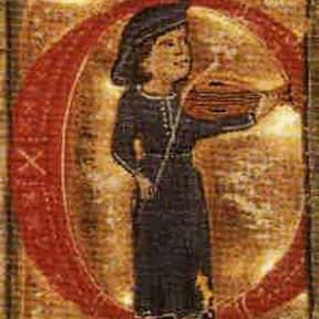 Perdigon is listed (or ranked) 10 on the list The Best Medieval Composers, Ranked