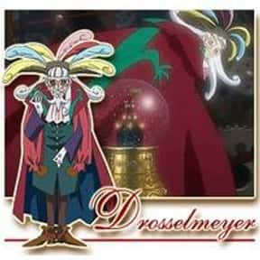 Drosselmeyer is listed (or ranked) 19 on the list The Ugliest Anime Characters of All Time