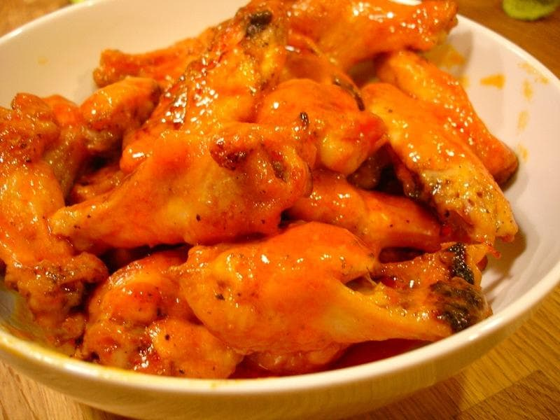 Buffalo wing on Random Most Delicious Foods to Dunk of Deep Fry