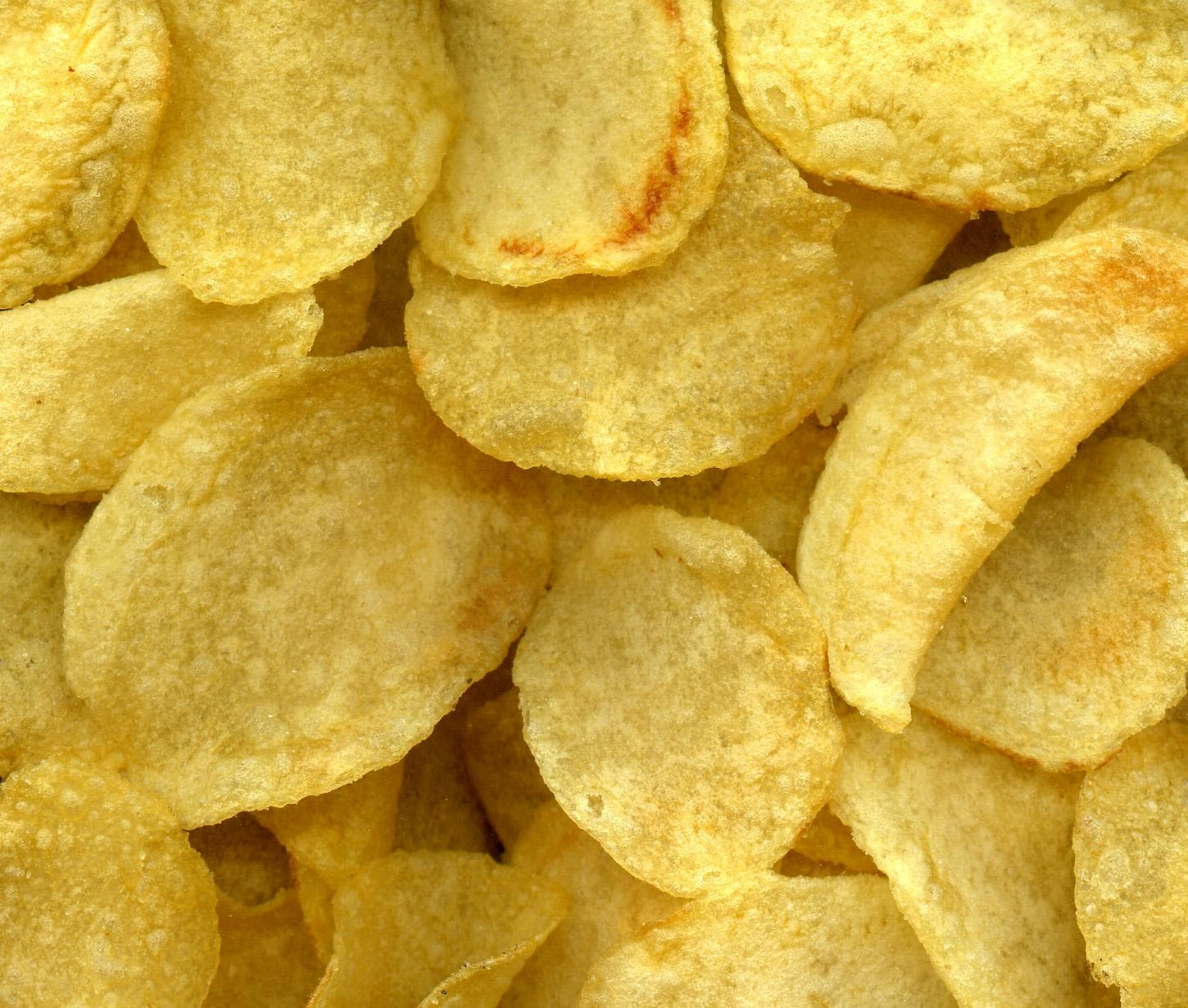 Potato chip on Random Most Delicious Foods to Dunk of Deep Fry