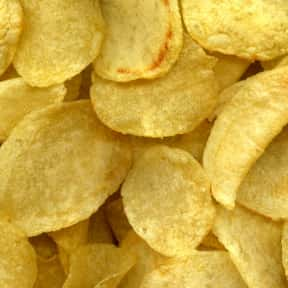 Potato Chips is listed (or ranked) 7 on the list The Most Delicious Foods to Dunk in a Deep Fryer