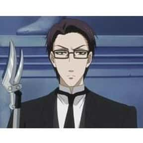 William T. Spears is listed (or ranked) 13 on the list All Black Butler Characters, Ranked Best to Worst