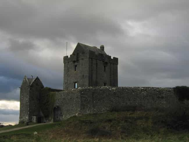 Dunguaire Castle is listed (or ranked) 6 on the list The Most Beautiful Castles in Ireland