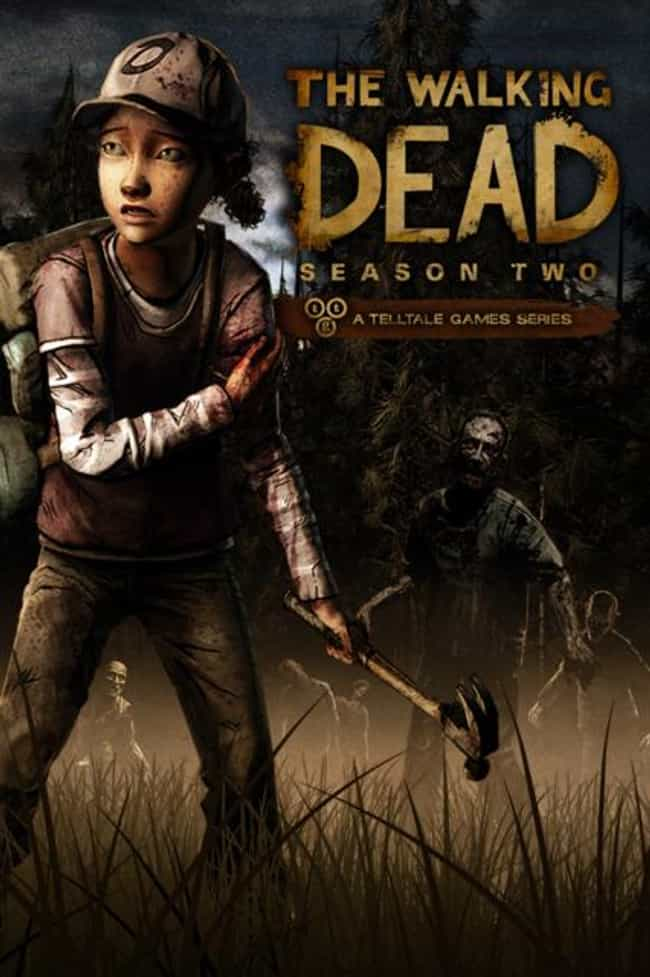 The Walking Dead: Season Two is listed (or ranked) 3 on the list The Best Episodic Telltale Games