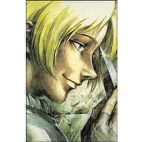 Judeau is listed (or ranked) 4 on the list List of All Berserk Characters, Best to Worst