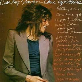 Come Upstairs is listed (or ranked) 10 on the list The Best Carly Simon Albums of All Time