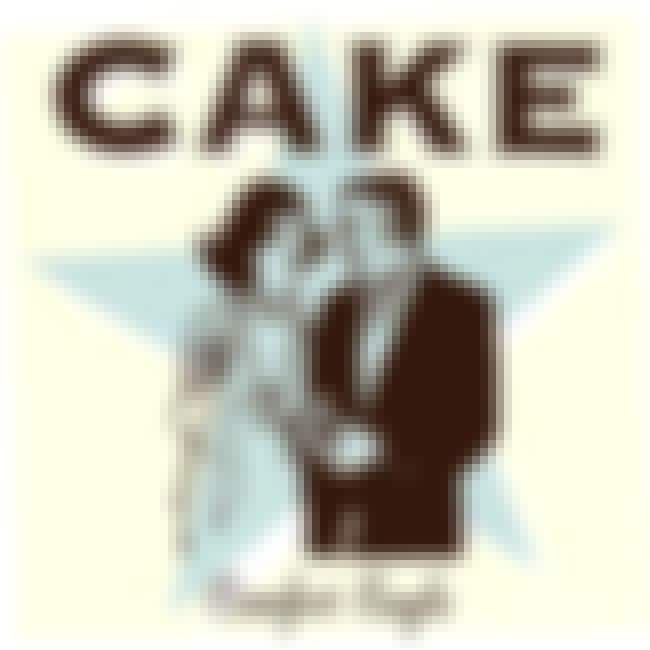 Comfort Eagle is listed (or ranked) 2 on the list The Best Cake Albums of All Time