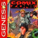 Comix Zone is listed (or ranked) 22 on the list The Best Beat 'em Up Games of All Time