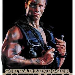 Commando is listed (or ranked) 2 on the list The Greatest Guilty Pleasure Action Movies