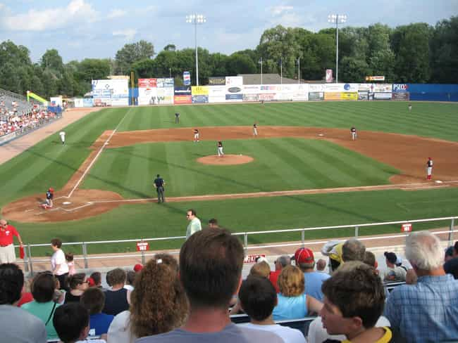 Metro Bank Park is listed (or ranked) 2 on the list List of Famous Harrisburg Buildings & Structures