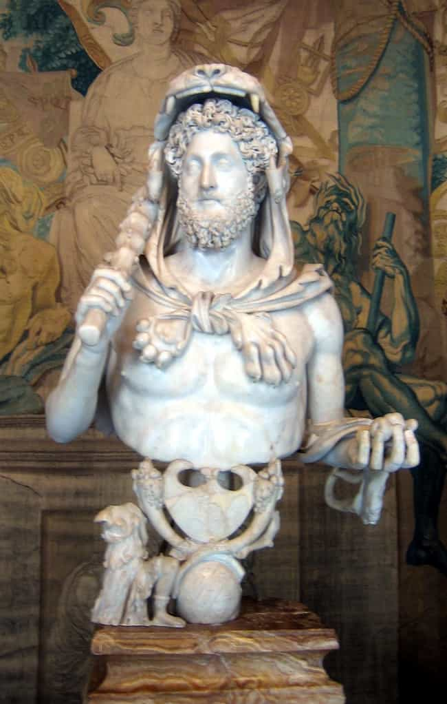 Commodus is listed (or ranked) 2 on the list Sadistic Rulers From Ancient History Who Were Basically Crazy Psychopaths