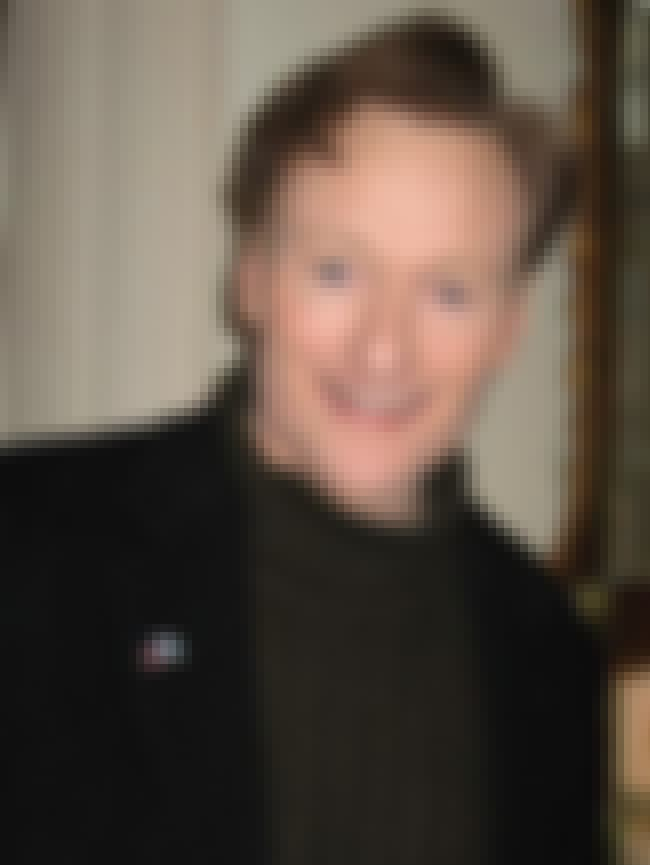 Conan O'Brien is listed (or ranked) 3 on the list 99 Celebrities Who Went to Ivy League Schools