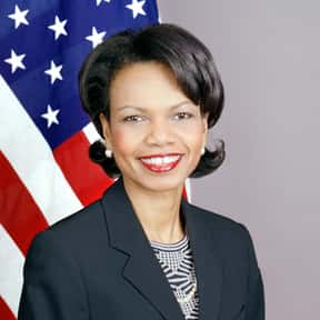 Condoleezza Rice is listed (or ranked) 1 on the list Famous Black Conservatives List