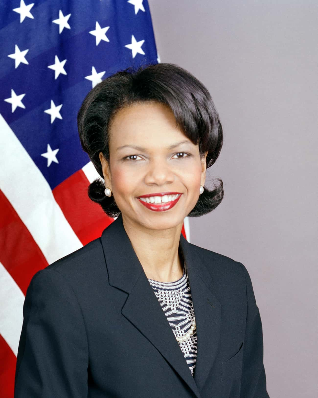 Condoleezza Rice is listed (or ranked) 3 on the list Famous Female Politicians