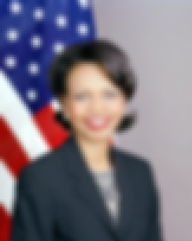 Condoleezza Rice is listed (or ranked) 1 on the list List of Famous Political Scientists