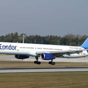 Condor Flugdienst is listed (or ranked) 15 on the list List of Vancouver International Airport Airlines