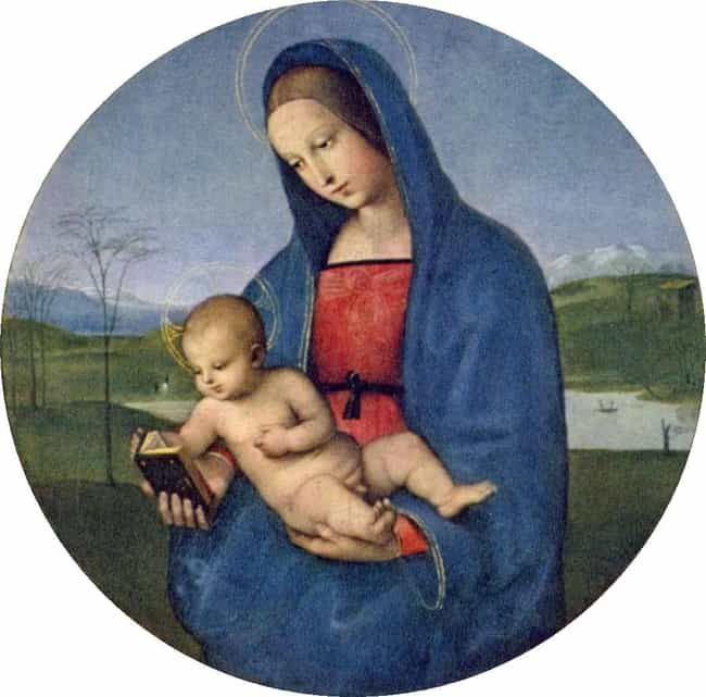 Conestabile Madonna is listed (or ranked) 5 on the list Famous Madonna and Child Art