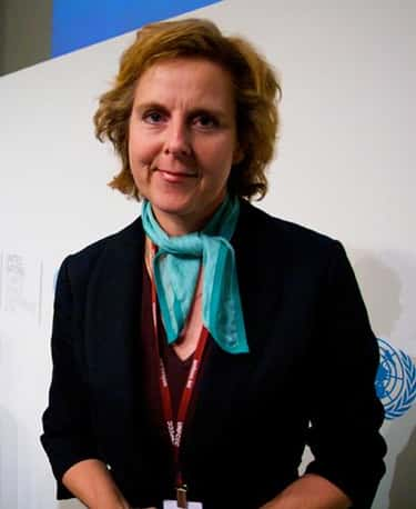 Connie Hedegaard is listed (or ranked) 1 on the list Famous Journalists from Denmark