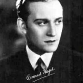 Conrad Nagel is listed (or ranked) 4 on the list Famous People Named Conrad