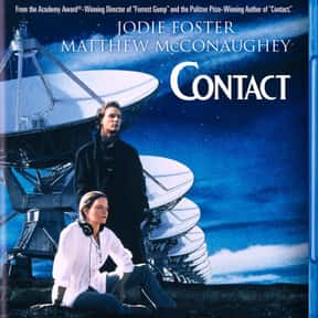 Contact is listed (or ranked) 3 on the list The Best Sci Fi Drama Movies, Ranked