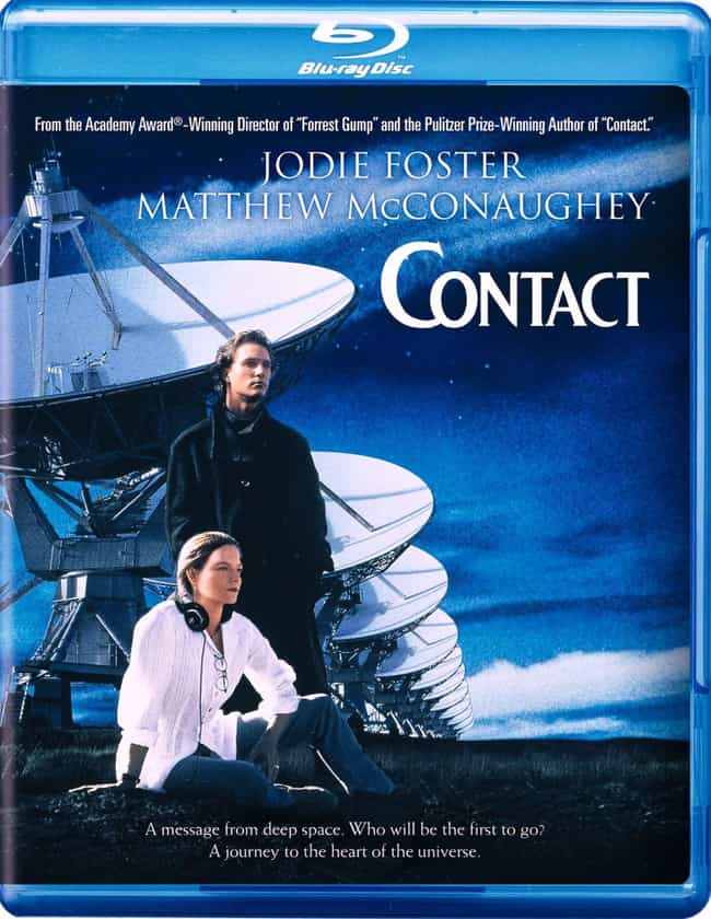 Contact is listed (or ranked) 4 on the list The Best Intelligent Sci-Fi Movies of All Time