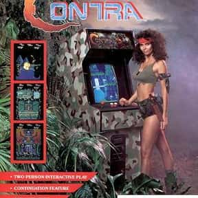 Contra is listed (or ranked) 19 on the list The Best Xbox 360 Arcade Games
