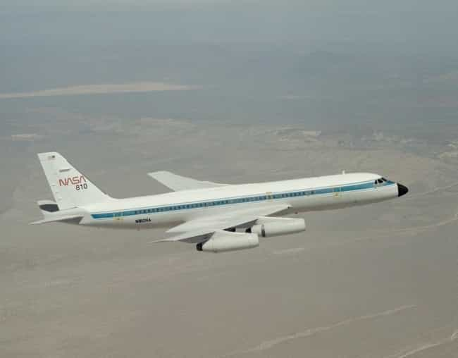 Convair 880 is listed (or ranked) 4 on the list Convair Airplanes and Aircrafts