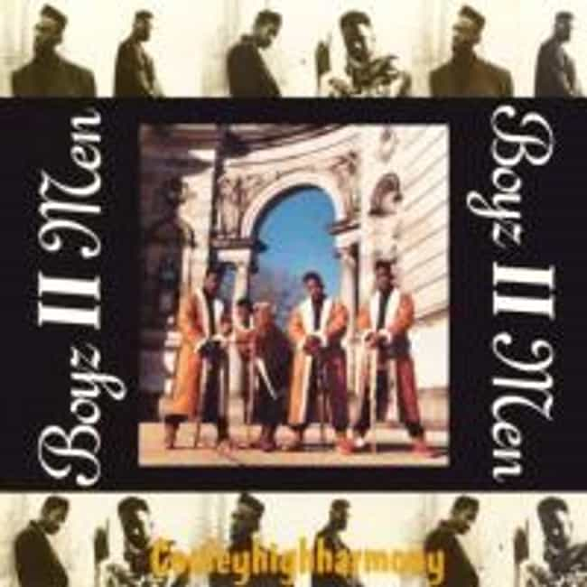 Cooleyhighharmony is listed (or ranked) 2 on the list The Best Boyz II Men Albums of All Time
