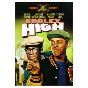 Cooley High is listed (or ranked) 24 on the list The Best Teen Movies ofthe 1970s