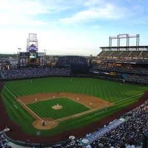 Coors Field is listed (or ranked) 4 on the list The Best MLB Ballparks