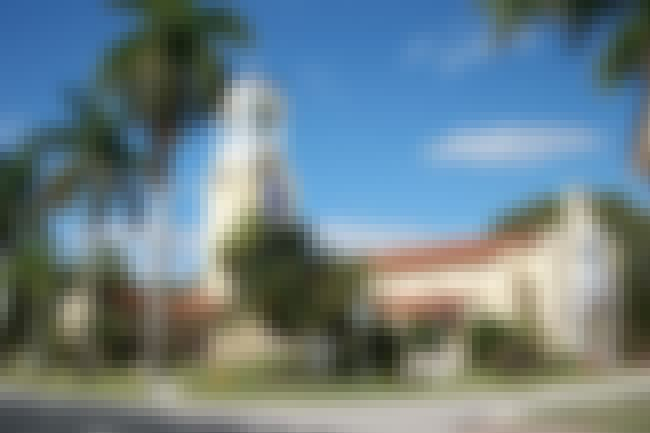 Coral Gables Congregational Ch... is listed (or ranked) 2 on the list List of Famous Coral Gables Buildings & Structures