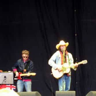 Corb Lund and the Hurtin' Albertans