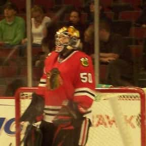 Corey Crawford is listed (or ranked) 6 on the list Famous People Whose Last Name Is Crawford