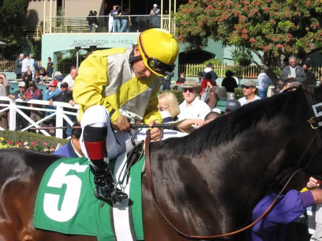 Corey Nakatani is listed (or ranked) 3 on the list Famous Male Jockeys